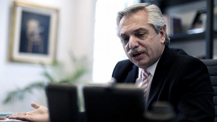 Alberto Fernandez Acuerdo Deuda