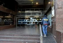 Allanamiento Tribunales San Isidro Policias Scapolan