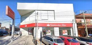 Banco Santander Ricardo Rojas