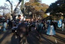 Banderazo Olivos Reforma Judicial 2