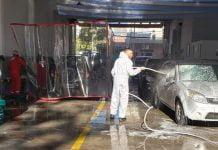 Bomberos Villa Ballester Lava Autos