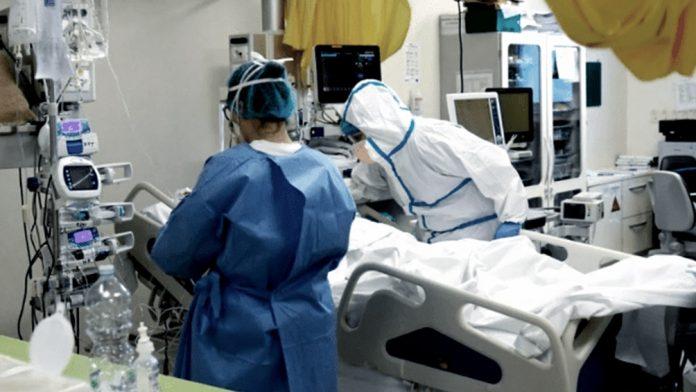 Coronavirus Camas Terapia Casos