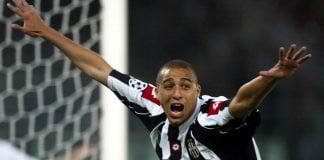 David Trezeguet Platense Juventus