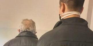 Hombre Vioo Nieta 8 Años Malvinas Detenido