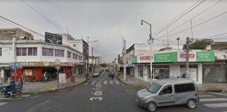 Mapa Cambio Calles Caseros Tres Febrero 4