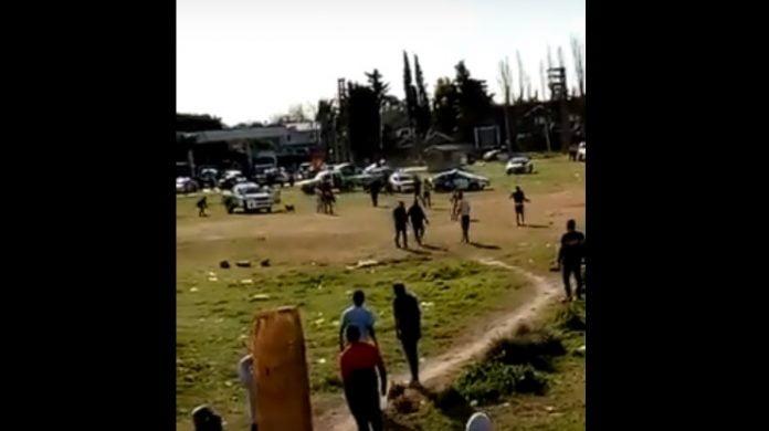 Policia Barrio San Cayetano Beccar San Isidro