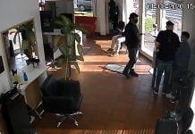 Robo Peluqueria Munro Olivos Vicente Lopez