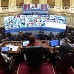 Senado Nacion Sesion Reforma Judicial