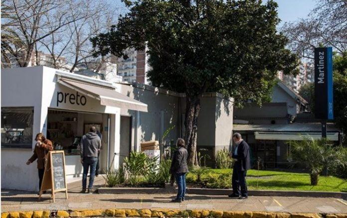 Take Away Plus Bancos Gastronomia San Isidro