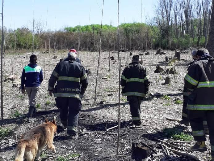 1 Incendio En El Delta