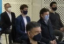 1 Juan Andreotti En El Anuncio Del Presidente