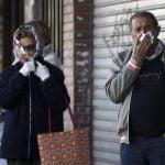 Virus Outbreak Argentina