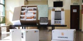 Entrega Respiradores Clinicas Tres De Febrero