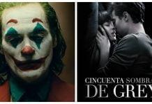 Joker; 50 Sombras De Grey