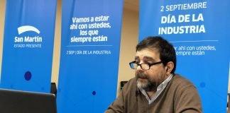Por El Día De La Industria, Fernando Moreira Se Reunió Con Schale, Costa Y Empresarios.