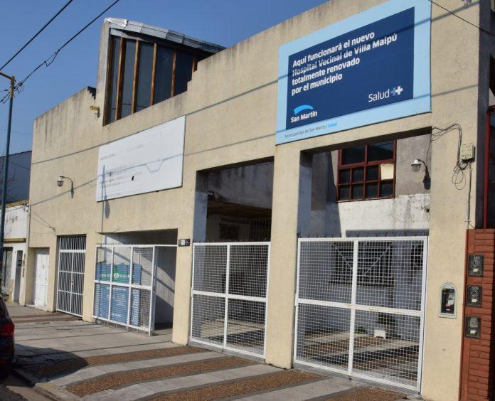 Villa Maipú Tendrá Su Centro De Salud.