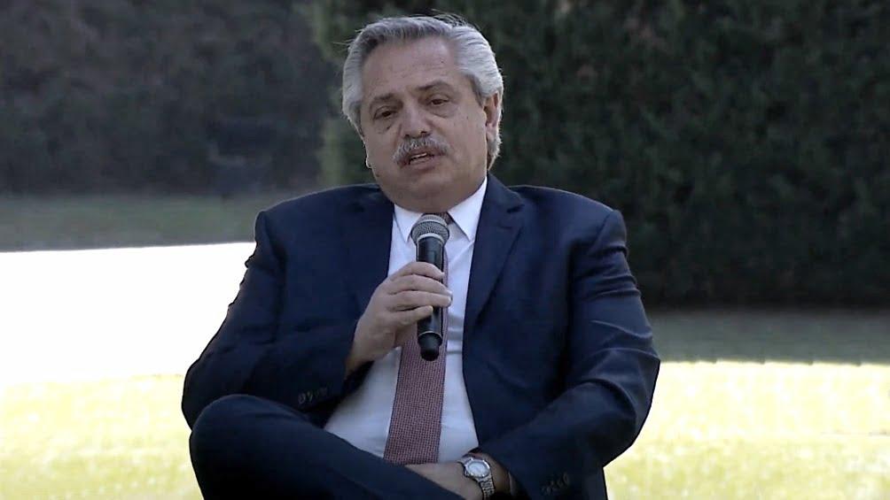 Alberto Fernández se contagió de coronavirus