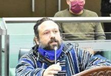 Ariel Fernandez Concejal Evita Malvinas Argentinas