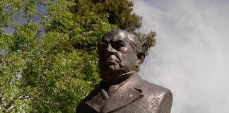 Busto Sarmiento 3
