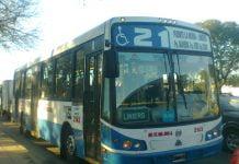 Colectivo Linea 21