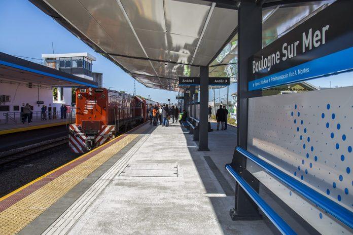Estacion Boulogne Belgrano Norte 2
