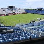 Estadio Defensores Del Chaco Paraguay Tigre Guarani