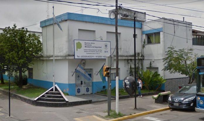 Fuga Presos Comisaria Jose C Paz