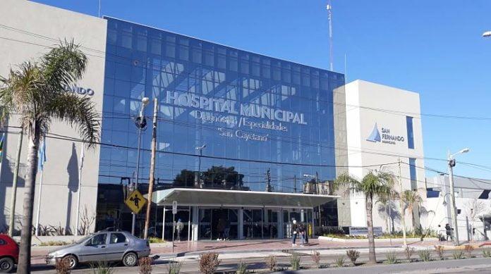 Hospital Municipal San Cayetano San Fernando