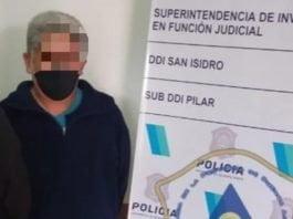 Lider Banda Entraderas Pilar Detenido 3