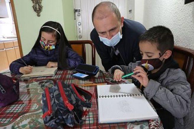 Maestros Casas Alumnos Escuela 5