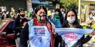 Marcha Nancy Qom Tigre