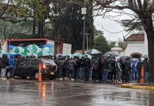 Movilizacion Cgt Quinta Olivos