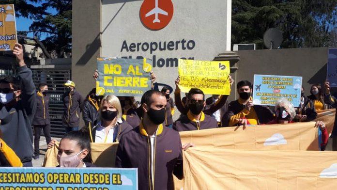 Movilizacion El Palomar