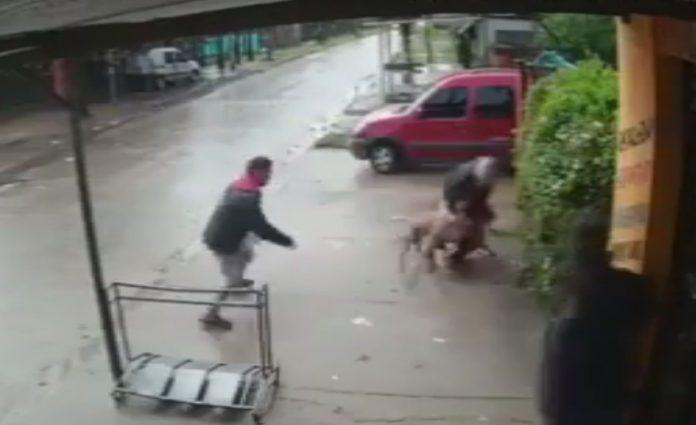 Pitbull Nena San Miguel Video