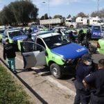 Protestas Policiales