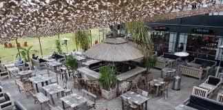 San Isidro Restaurantes Publico Mesas 3