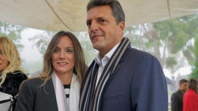 Sergio Massa Malena Galmarini