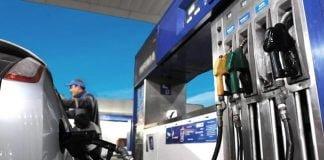 Surtidor Nafta Ypf