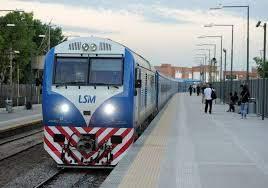 Tren Linea San Martin 1419