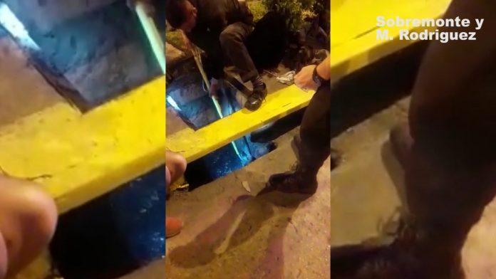 1 Rescate Perro Defensa Civil San Fernando