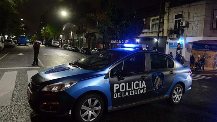 liberación policia