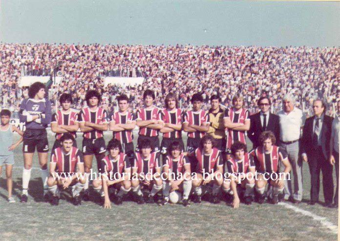 Arsenal Chacarita. 1983