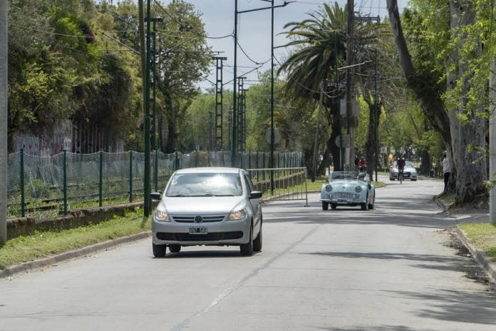 Calle Elcano, San Isidro