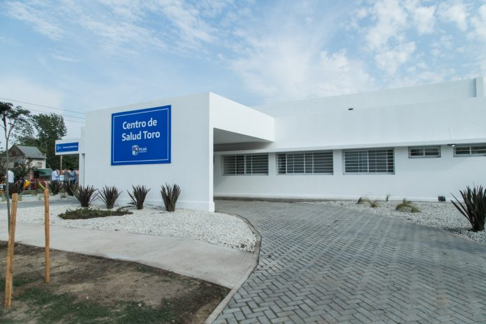 Centro De Salud Derqui
