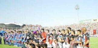 Chacarita 3 0 Tigre. 2005