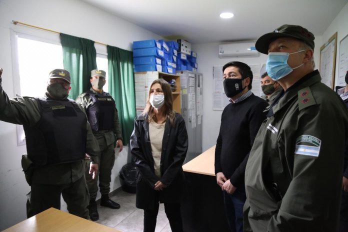 Frederic Visitó Malvinas Argentinas Y Se Reunió Con El Intendente Leonardo Nardini (4)