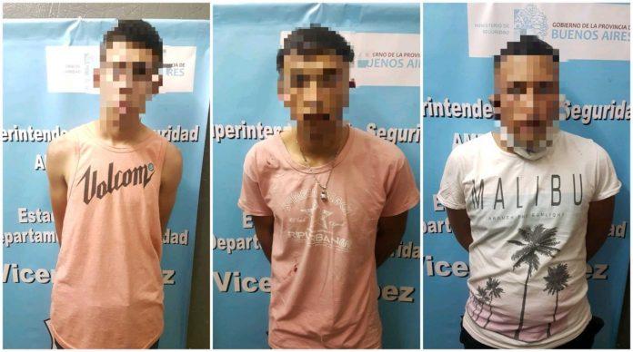 Jóvenes Acusados De Integran Una Banda Punguista En Vicente López