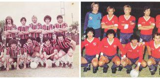 Metropolitano 1984. Independiente 1 1 Chacarita