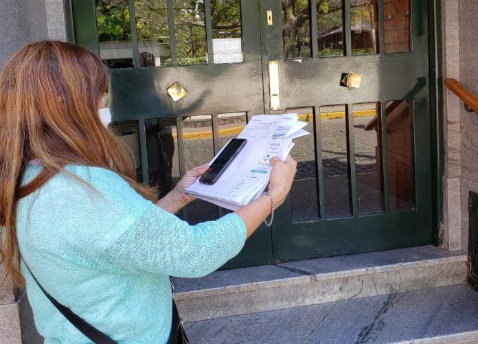 Pre Censo San Isidro