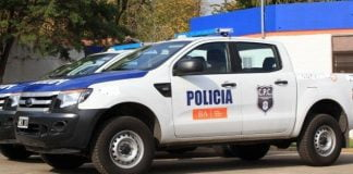 Prófugos Y Detenido, Villa Sarmiento, Morón